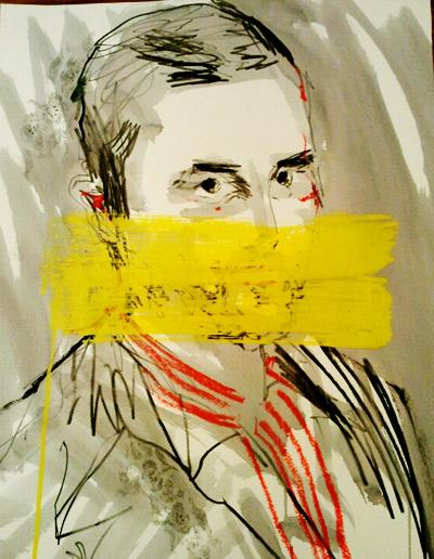 Ritratto di Umberto Tesoro Milano